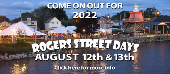 Come on out for Rogers Street Days